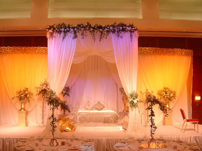 wedding stage decoration pics%0A kosha