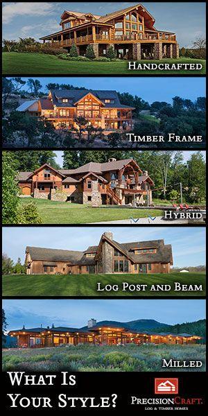 10 common log home maintenance myths our one day house log rh pinterest com