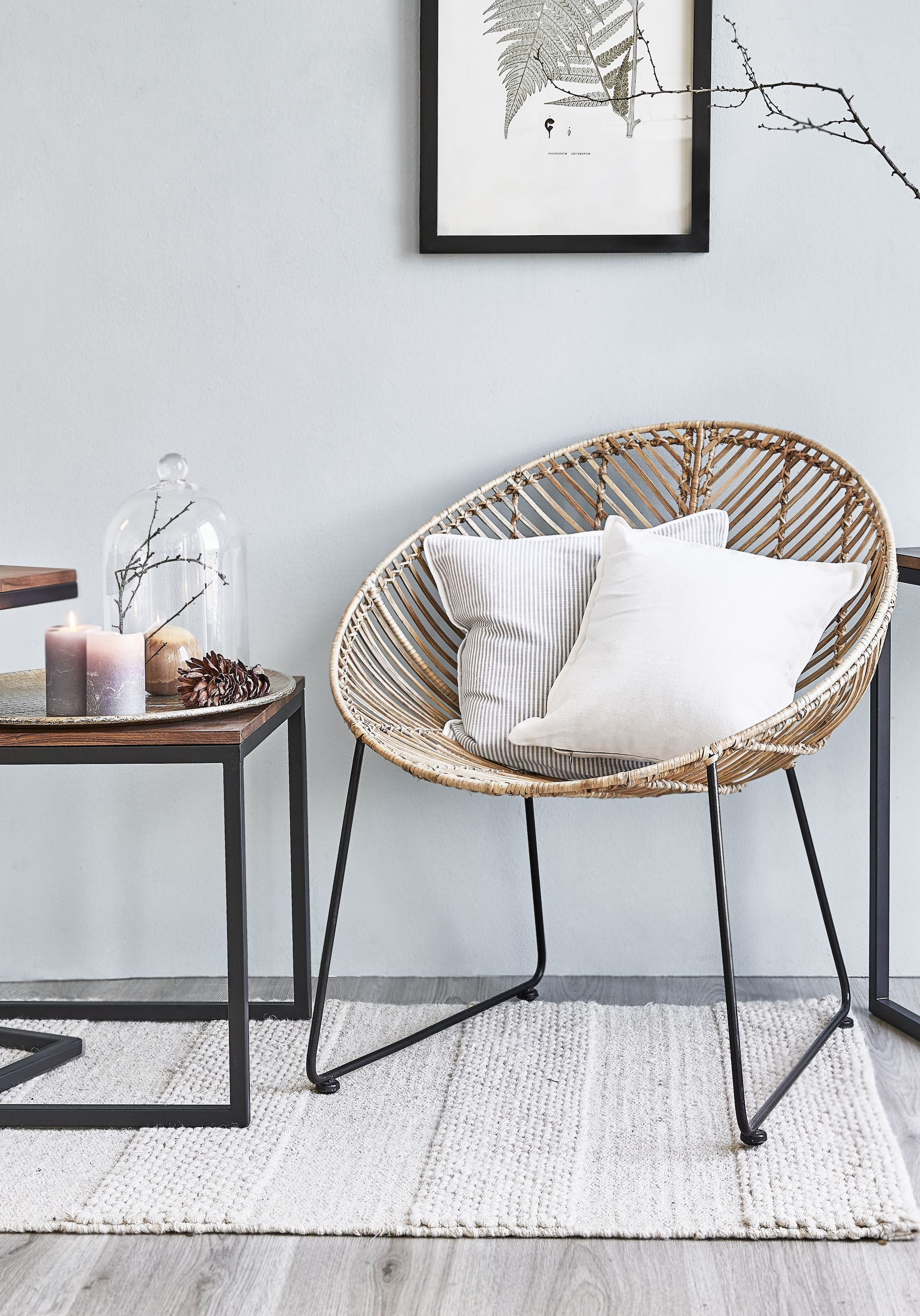 Skull Sessel Rattan Sessel Cocon Grey Pinterest Chair Rattan And Interior
