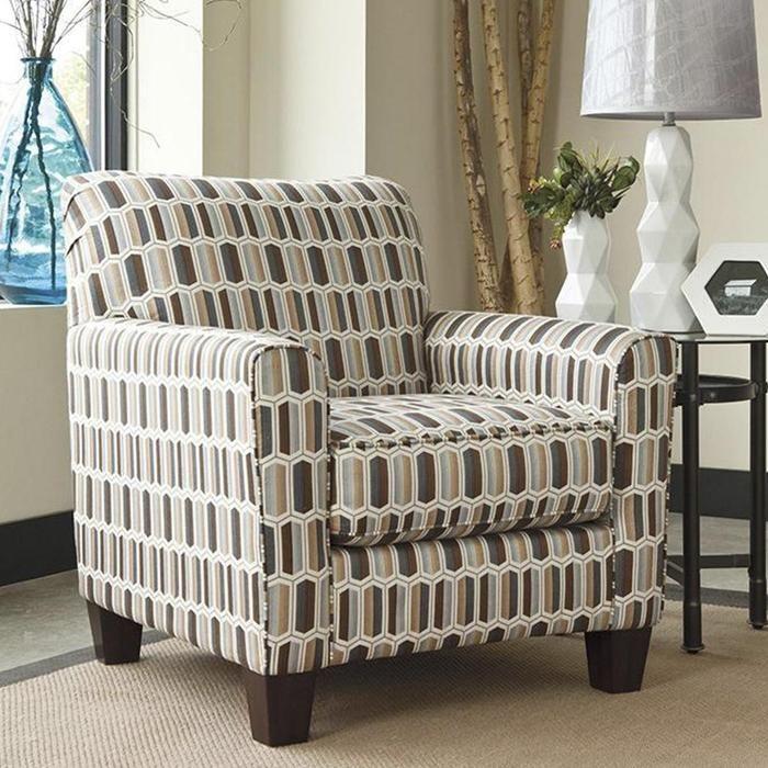 Best Janley Accent Chair In Nugat Nebraska Furniture Mart 400 x 300