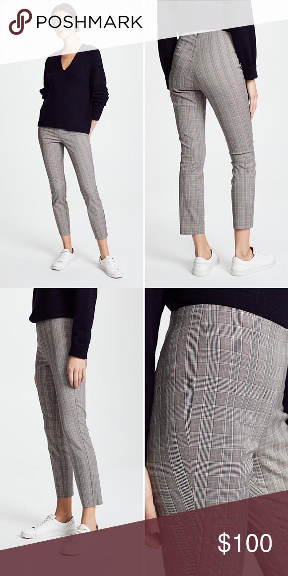 Rag Bone Simone Plaid Pants Trousers Pattern Plaid Pants Pants