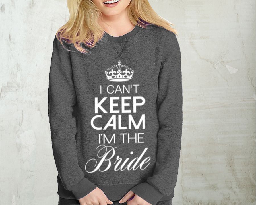bride sweatshirt fiance | Queen Apparel #queen #apparel #brideshirt #teambride #bridesmaidsshirt #bridesmaid #bridal #queenshirt #queen_apparel #sweatshirt #shirts #funnyshirts #hoodies