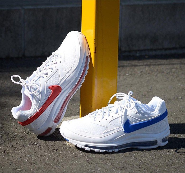 finest selection e7e65 6f739 Nike Air Max 97/BW x Skepta: New Pictures | Street Sneakers ...