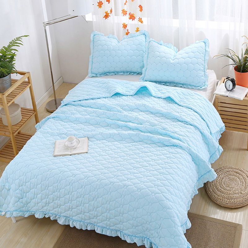 summer quilt machine washable air conditioning bed