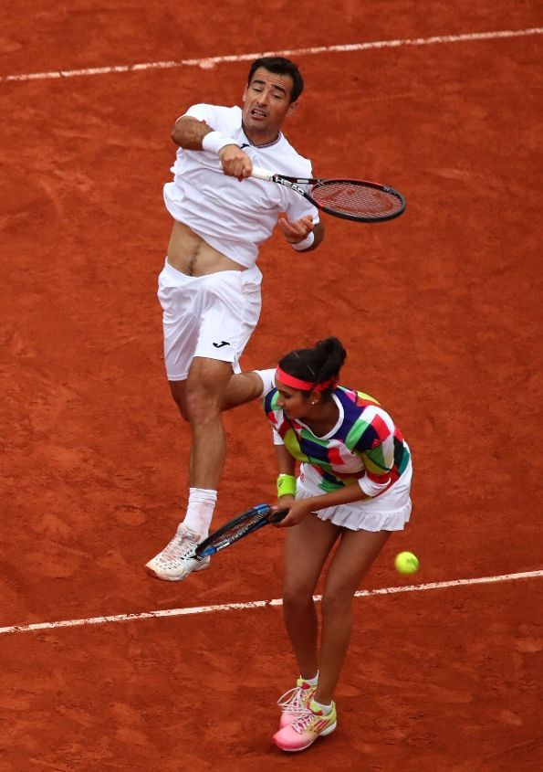 2009 French Open – Mixed Doubles