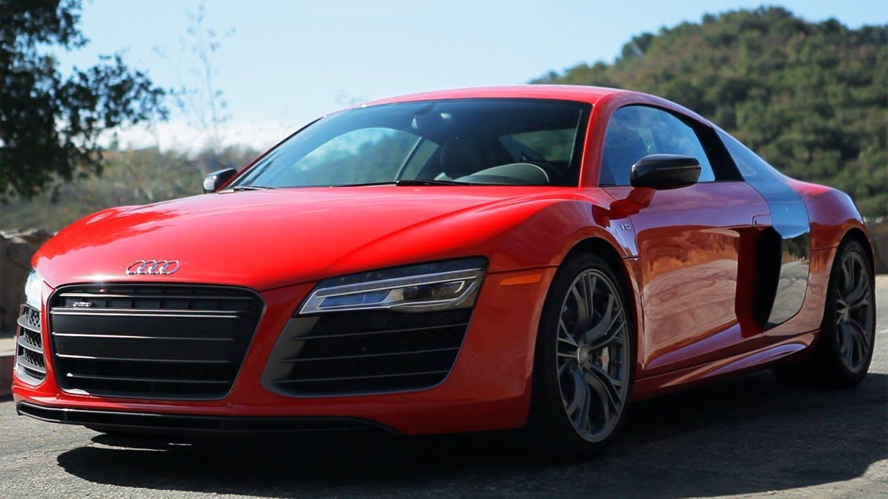 The 2014 Audi R8 V10 Plus Coupe World s Fastest Car Show