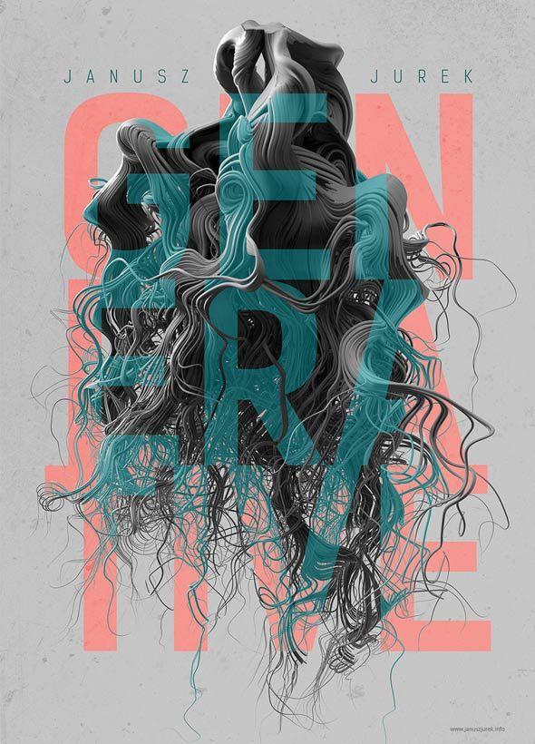 40 poster design projects with unique concepts branding design rh pinterest com