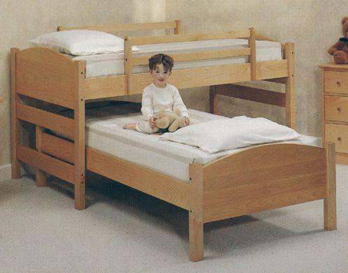 Best Criss Cross Bunks Kids Mattress Bed Toddler Bunk Beds 400 x 300