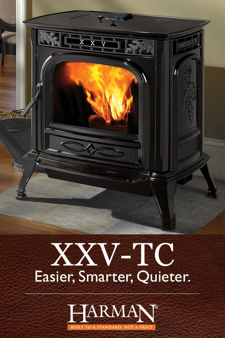 These Powerful Pellet Stoves Offer Exquisite Cast Iron Detailing In A High Performance Loaded With Premium Technology An Pellet Stove Stove Wood Pellet Stoves