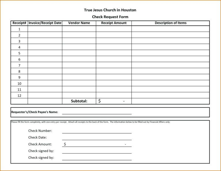 Free Templates Project Request Form Template Word Intended For