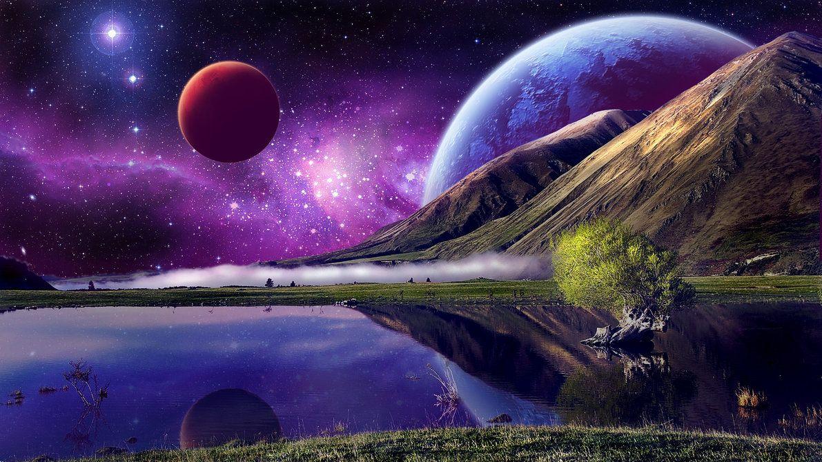 awesome space backgrounds for desktop hd wallpaper background rh pinterest com