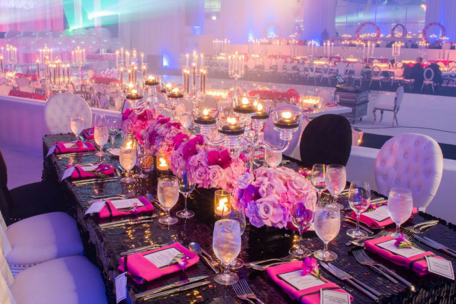 Venue Beverly Wilshire Planner International Event Company Florist