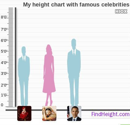 TallorNot Lets You Compare Your Height With That of ...