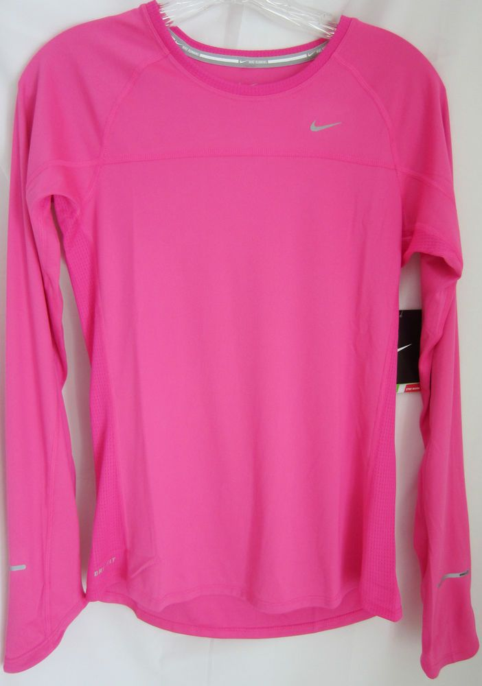 Nike Polyester Regular Size XS Running Apparel for Women | eBay