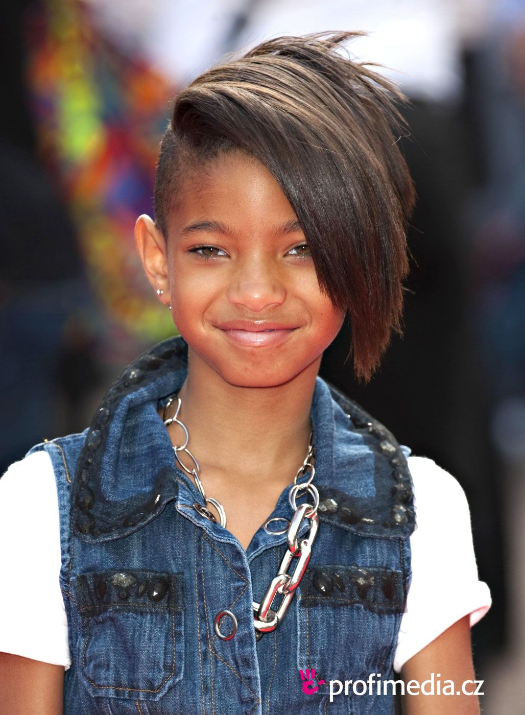 Willow Smith Hairstyles Prom Hairstyle Willow Smith Willow Smith Hair Styles Hairstyle Natural Hair Styles