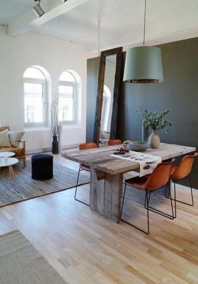 Style Mashup Historical Modern Interior Home Interior Design