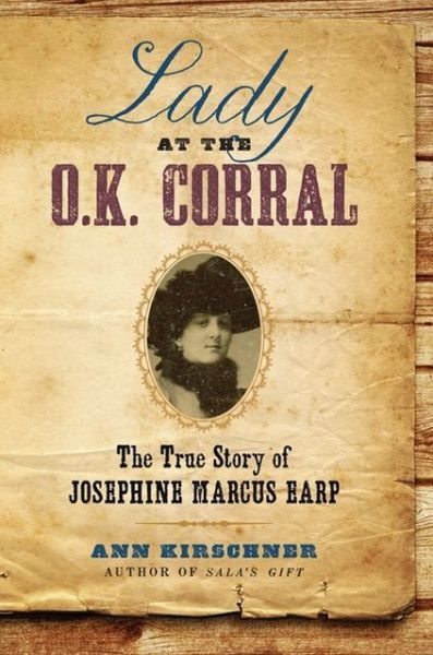 The author of the acclaimed Sala's Gift delivers the definitive biography of Josephine Marcus Earp, a Jewish woman from New York who became the common-law wife of famed lawman and gambler Wyatt Earp.  For nearly fifty years, she lived with the most famous lawman of the Old West. Yet Josephine Sarah Marcus Earp has nearly been erased from Western lore. In this fascinating biography, Ann Kirschner brings Josephine out of the shadows of history to tell her full story—a spirited and colorful…