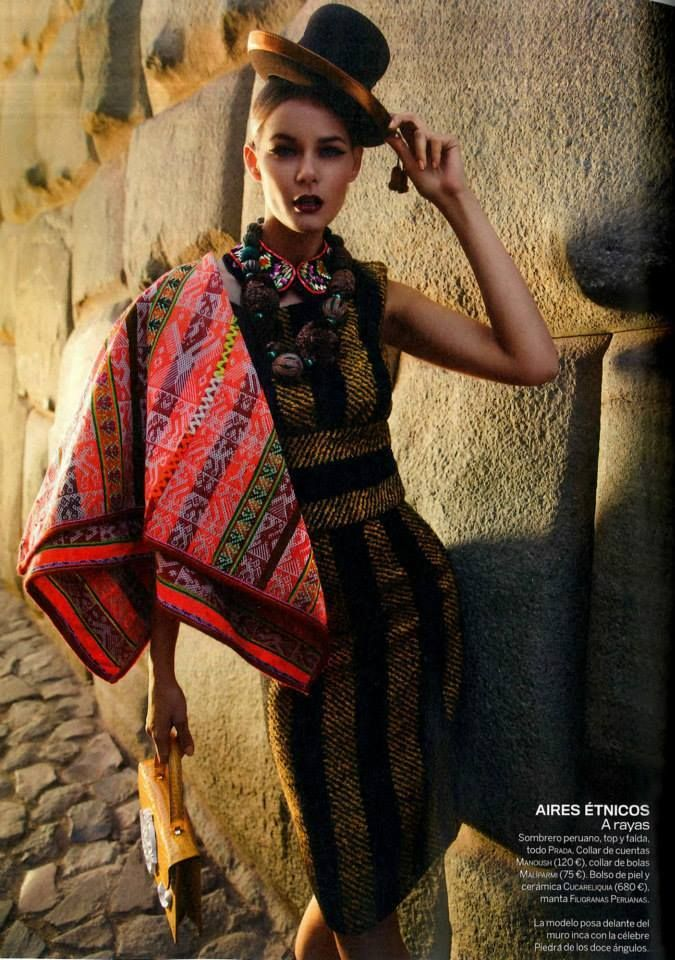 peru moda ropa peruana pinterest south america