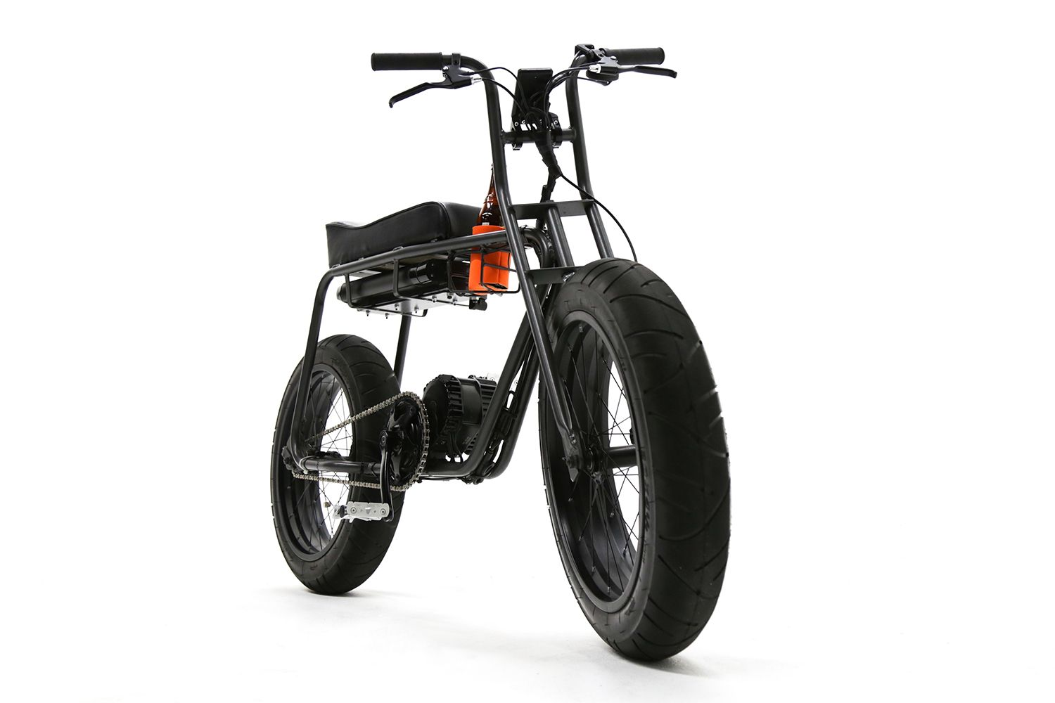 Lithium Cycles's All-Black Super 73 Electric Bike Can Go ...