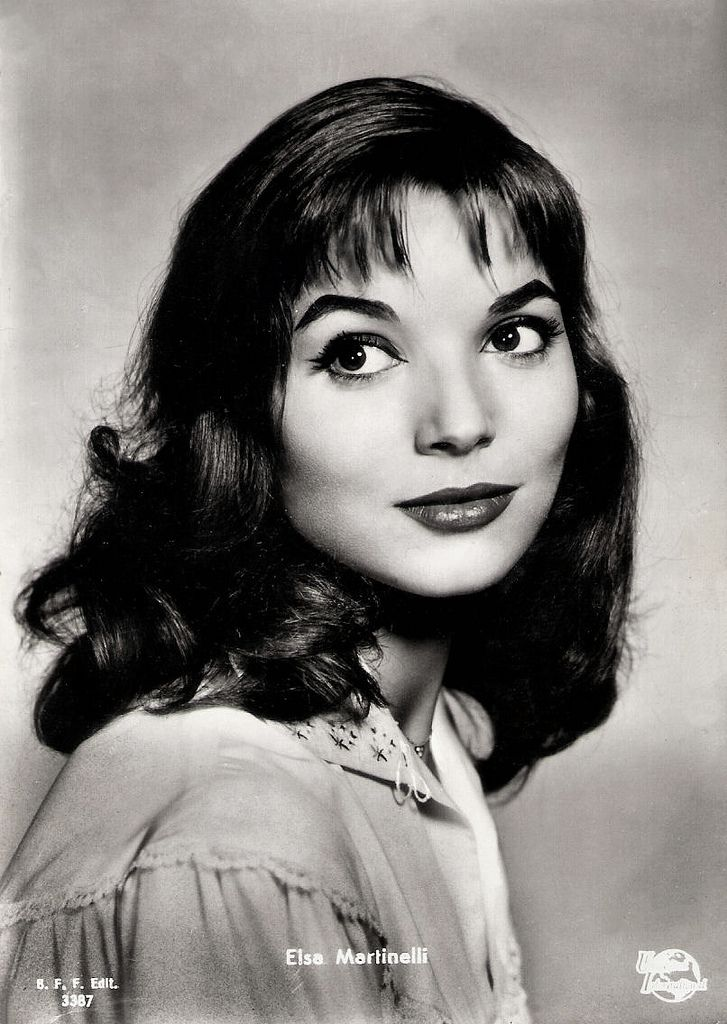 Elsa Martinelli | Italian actress, Timeless beauty