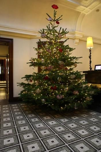 This Year's Most Fashionable Christmas Trees | The Vivant