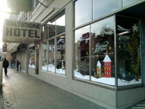 Season 3, Episode 14, 'Lucky Stiff' - Soup Kitchen Baltimore Hotel 501 S Los Angeles Street Los Angeles, CA 90013