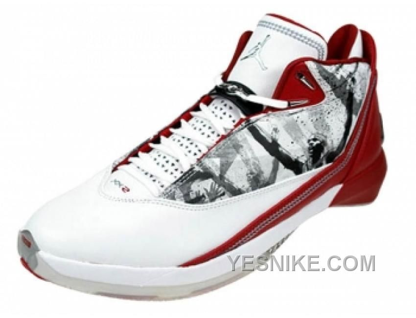 0dc3d2c6e5c Jordan FemmeJordan 11Nike .. Air Jordan 22 (XX2 or XXII) - Omega (White  Varsity Red ...
