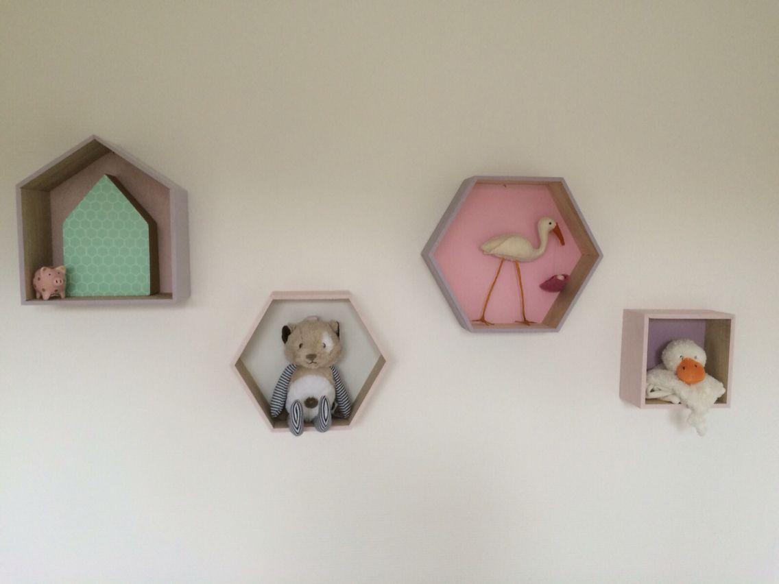wanddecoratie babykamer babykamer pinterest room