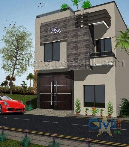 new 3 marla house design house plans house design house house rh pinterest com