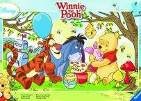Puzzle Petrecerea Lui Winnie, 15 Piese   Bebeart