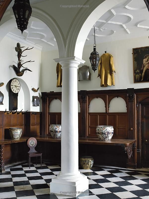 English Country House Interiors Jeremy Musson Paul Barker Sir Roy Strong