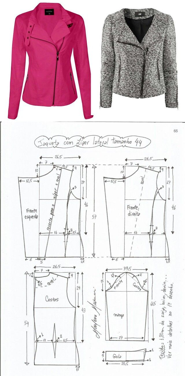Pin by Margie W on Pattern making | Costura, Patrones de costura ...
