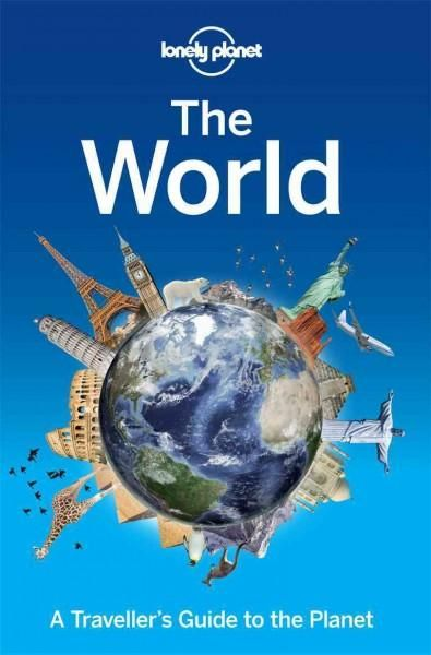 Every country in the world, in one guidebook: Lonely Planet delivers the first guide to The World . We've taken the highlights from the world's best guidebooks and put them together into one 960-page