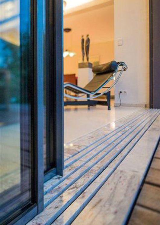Invisible Track Sliding Doors Amenagement Maison Maison 2017 Baie Vitree Coulissante