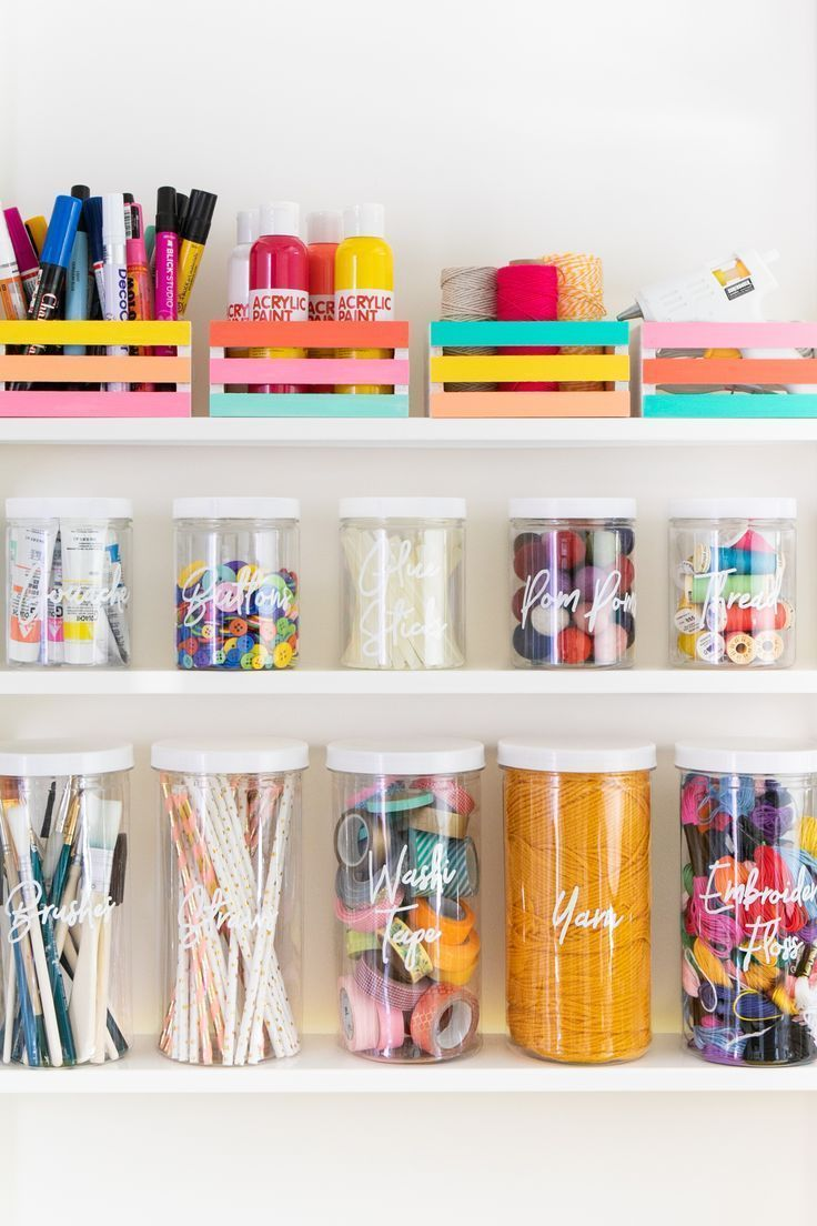 Photo of DIY-Bunte Home-Organisation