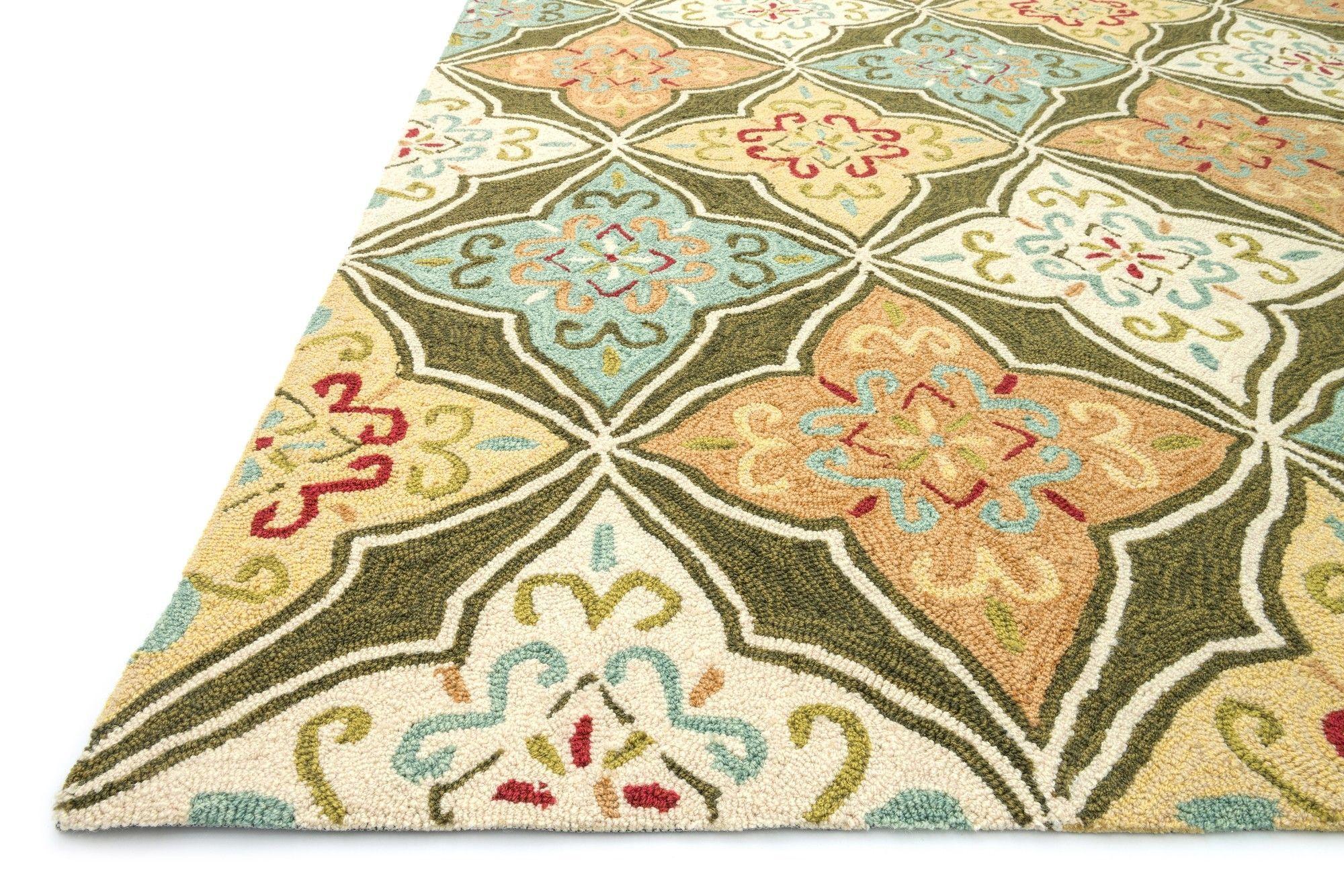 Francesca Olive/Ivory Floral Area Rug | Products | Pinterest ...