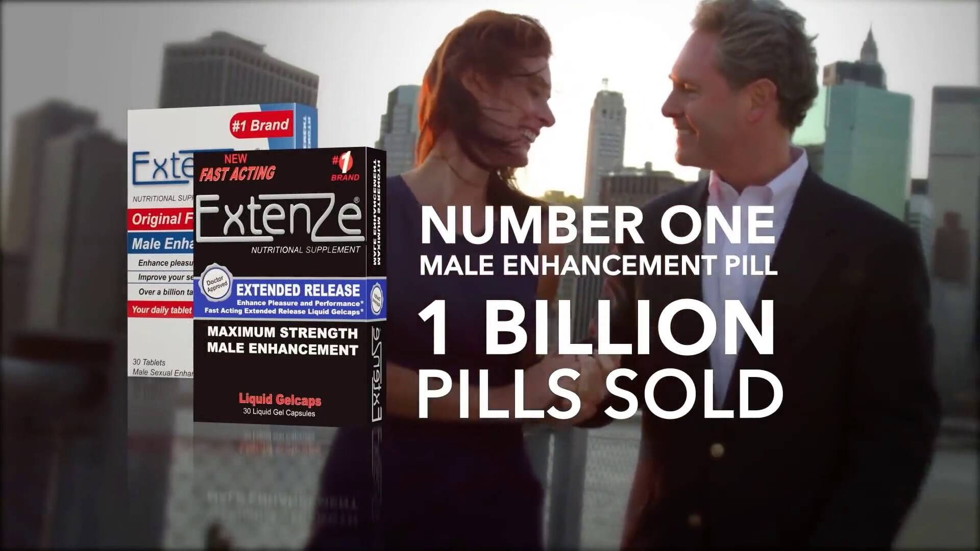 Buy ExtenZe Pills Online - The All Natural Male