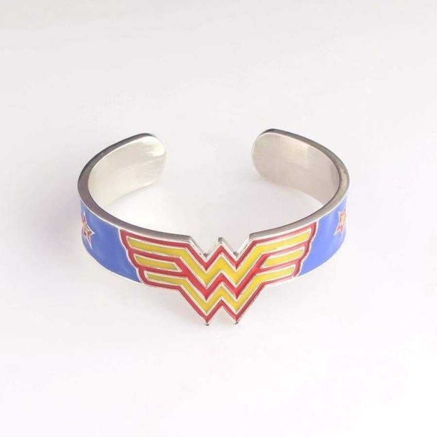 Wonder Woman Cuff Metal Bracelet for girls Products in