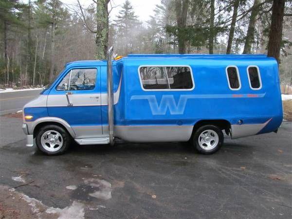 Far Out Winnebago 1974 Dodge Winnie Wagon Cool Car Pictures Vintage Rv Retro Rv