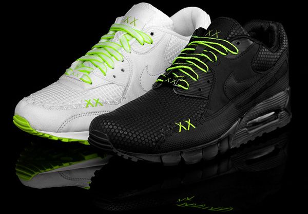 nike air max 90 has decided it wants to tell the world who it really wants