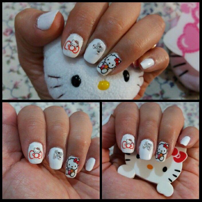 Um vício chamado Hello Kitty..♡.. olha eu aprontando..♡♡♡...