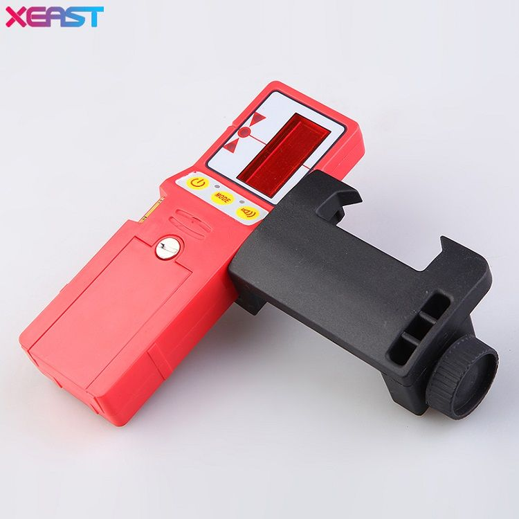 Outdoor Receiver For Laser Level And 635nm Self Leveling 5 Lines Level With Precision Detect Rotary Laser Signal 50m Laser Levels Line Level Cool Things To Buy