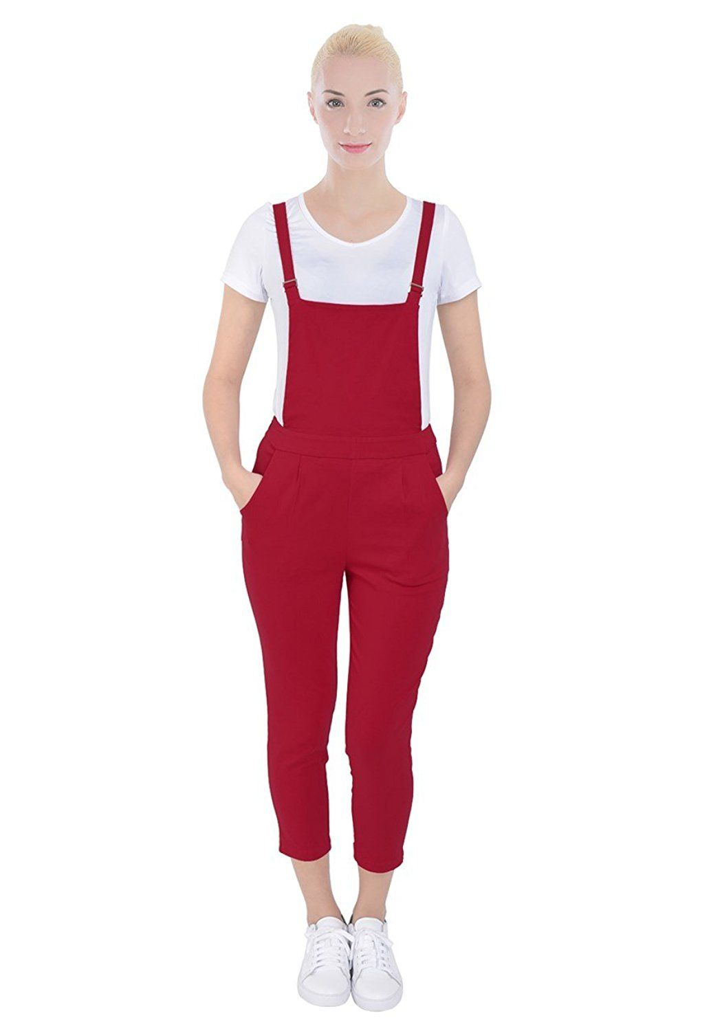 f8ddc6e229 Amazon.com  PattyCandy Womens Jumpsuit Overalls With Fitted Capri Pants Ugly  Christmas Soft Onesie One Piece Pajamas Jumpsuit  Clothing