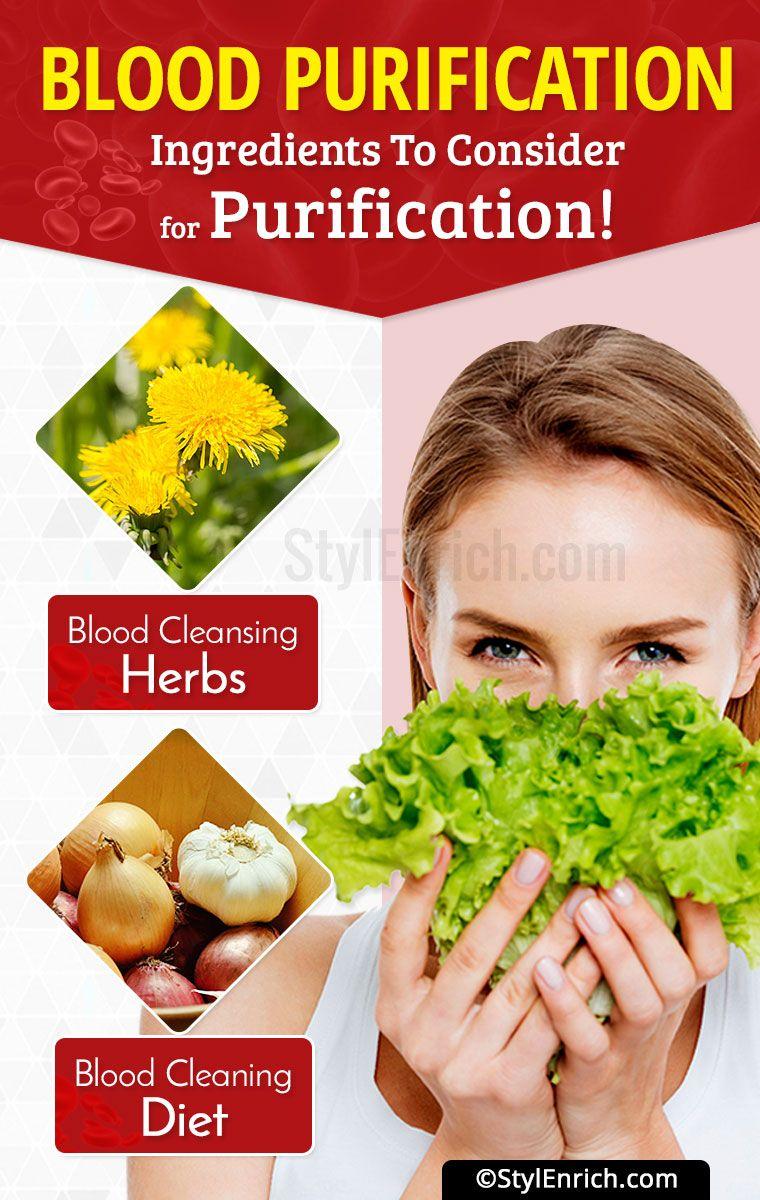 Welcome to Gabriel Atanbiyi Blog: Blood Cleanser – Ingredients to
