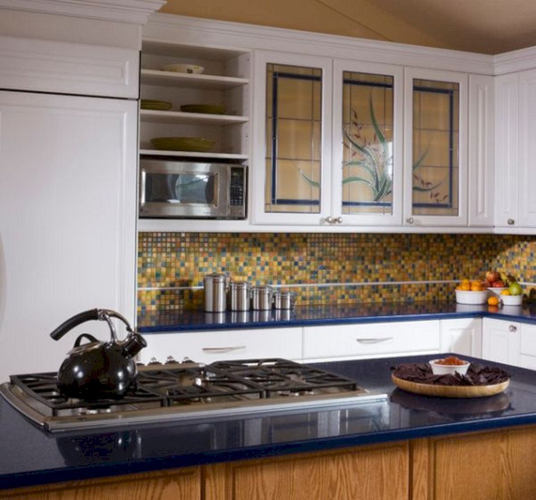 24 best modern classic kitchen remodeling ideas to inspire you glass kitchen cabinet doors on kitchen cabinets with glass doors on top id=60497