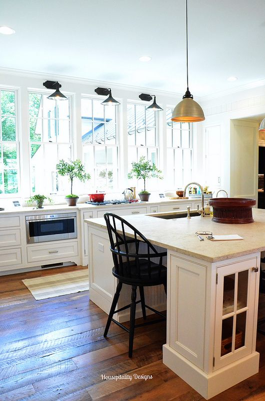 the southern living idea house by bunny williams kitchen inspirations and obsessions. Black Bedroom Furniture Sets. Home Design Ideas