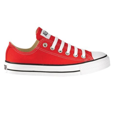 e519ec68aa Shop for Converse All Star Lo Athletic Shoe in Red at Journeys Shoes. Shop  today for the hottest brands in mens shoes and womens shoes at Journeys.com.