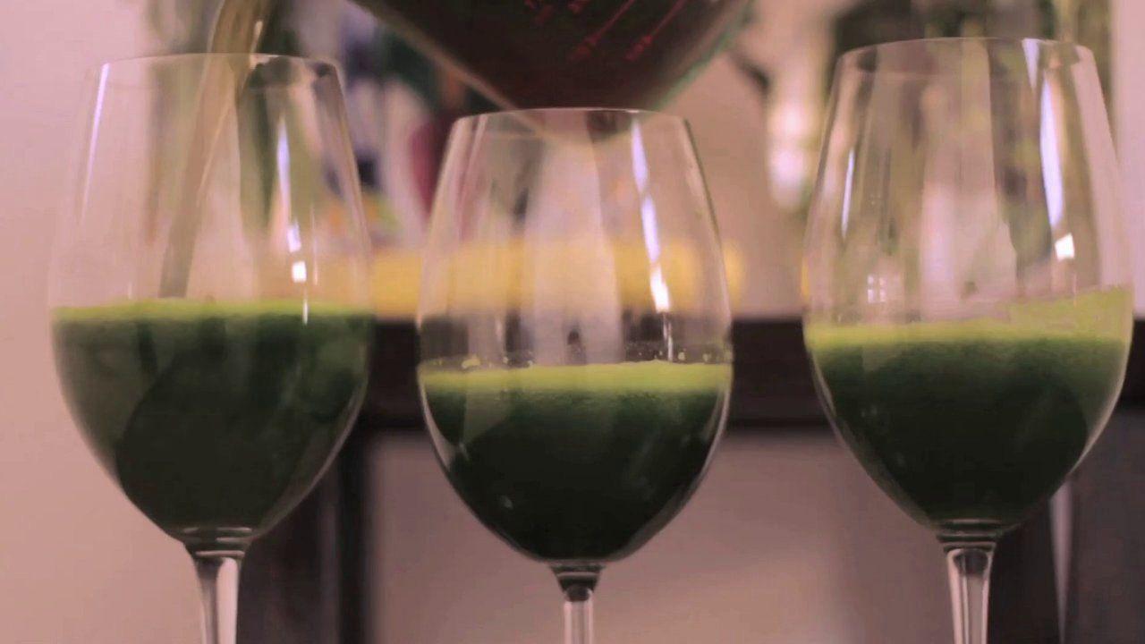 Green Juice: A Morning Ritual