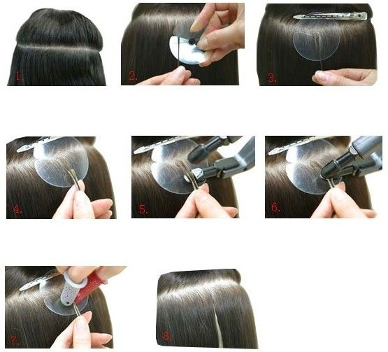 How to apply u tipnail tip hair extensions extensions how to apply u tipnail tip hair extensions pmusecretfo Image collections
