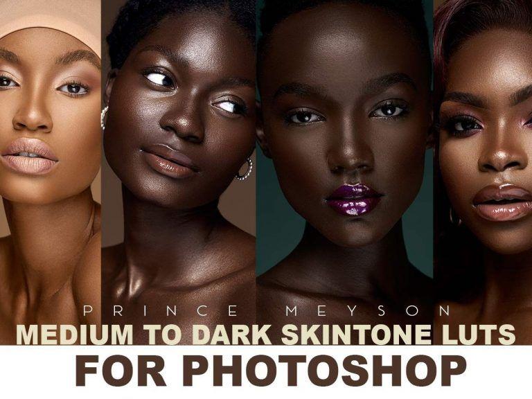 Skin tone editing